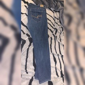 American Eagle Super High Rise Jegging size 18
